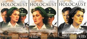 Holocaust - kolekce 3 DVD