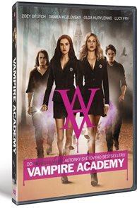 DVD Vampire academy