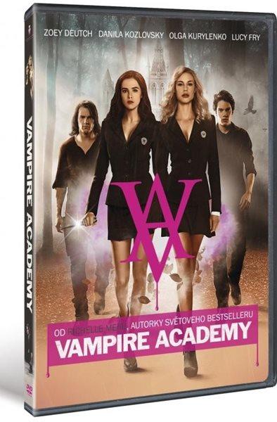 DVD Vampire academy - neuveden - 13x19