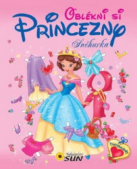 Oblékni si princezny Sněhurka - 22x27