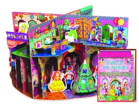 Domeček pro panenky - panoramatické - 29x29