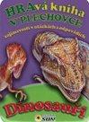 Hravá kniha v plechovce Dinosauři