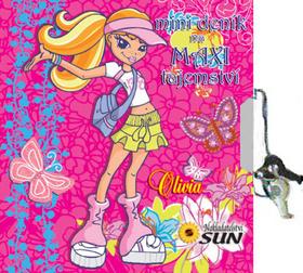 Mini deník na MAXI tajemství Olivia