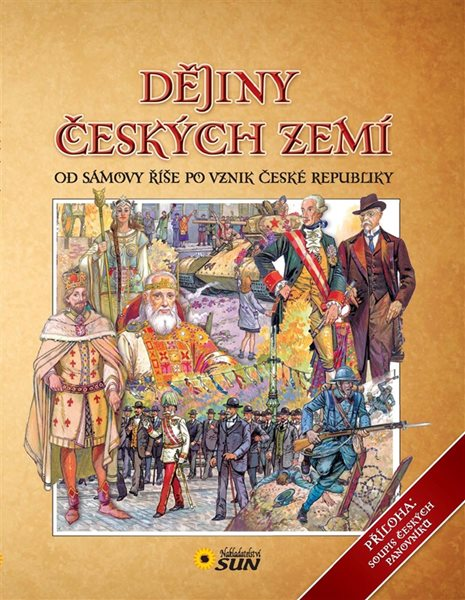 Dějiny českých zemí - 25×29