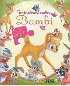 Bambi - Skládačková knížka