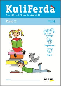 KuliFerda Pracovní sešit - Čtení II - SPU
