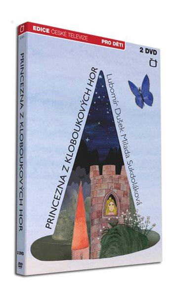 Princezna z Kloboukových hor 2 DVD - neuveden