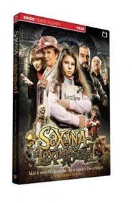 DVD Saxana a Lexikon kouzel
