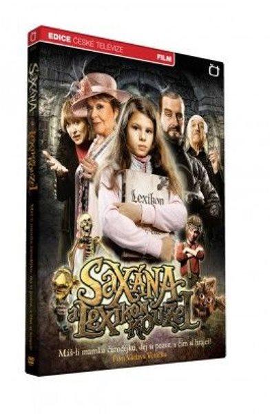 DVD Saxana a Lexikon kouzel - neuveden