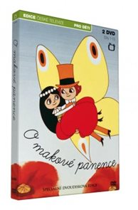 O makové panence 2 DVD
