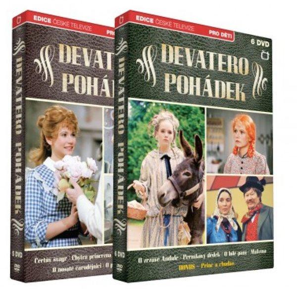 Devatero pohádek 11 DVD - neuveden