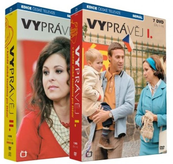 Vyprávěj I. řada 11 DVD + bonus - neuveden