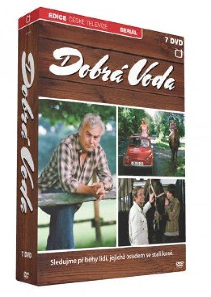 Dobrá voda 7 DVD - neuveden