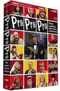 Pra Pra Pra 7 DVD