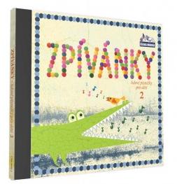CD Zpívánky, 2. díl - lidové písničky pro děti
