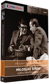 Síň slávy - Miloslav Šimek 4 DVD