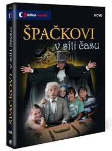 Špačkovi v síti času 8 DVD