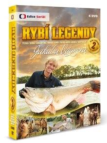 Rybí legendy Jakuba Vágnera 2, 6 DVD