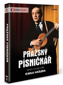 Pražský písničkář 5 DVD