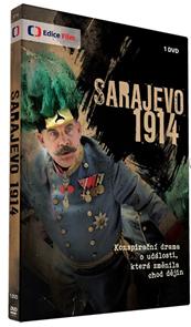 DVD Sarajevo 1914