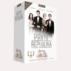 První republika 11 DVD