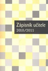 Zápisník učitele pro školní rok 2010/2011
