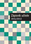 Zápisník učitele pro školní rok 2011/ 2012