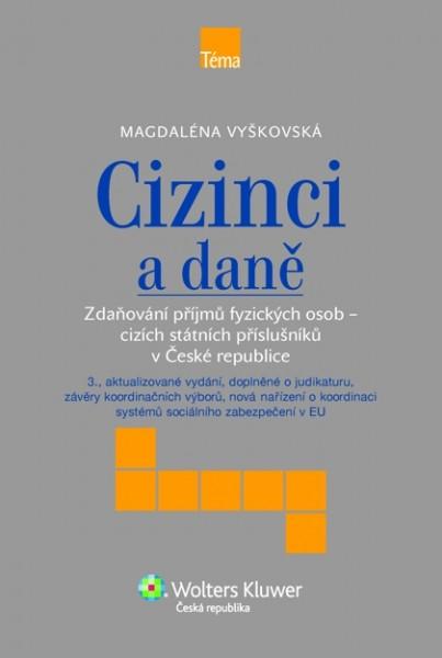 Cizinci a daně - Magdaléna Vyškovská - 16x23 cm
