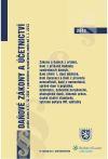 Daňové zákony a účetnictví podle stavu k 31. 12. 2012 s paralelním vyznačením změn od 1. 1. 2013