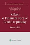 Zákon o Finanční správě České republiky Komentář