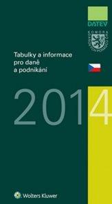 Tabulky a informace pro daně a podnikání 2014