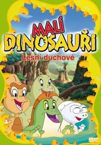 DVD Malí dinosauři - Lesní duchové
