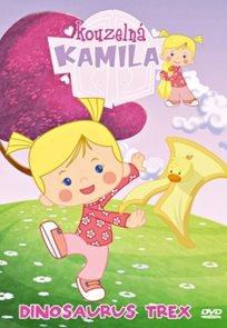 DVD Kouzelná Kamila - Dinosaurus Trex