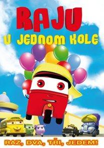 DVD Raju v jednom kole Raz, dva tři, jedem!