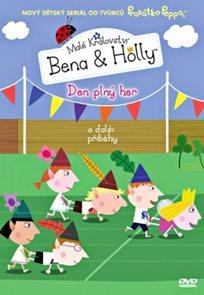 DVD Malé království Bena a Holly - Den plný her