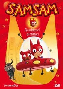 DVD SamSam - Zoubkoví piráťáci