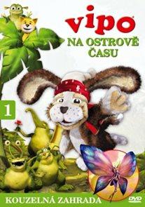 DVD Vipo na Ostrově času 1 - Kouzelná zahrada