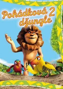 DVD Pohádková džungle 2 - neuveden - 13x19