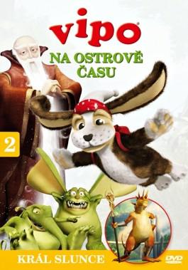 DVD Vipo na Ostrově času 2 - Král slunce - neuveden - 13x19
