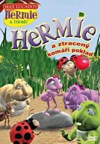DVD Hermie a ztracený komáří poklad