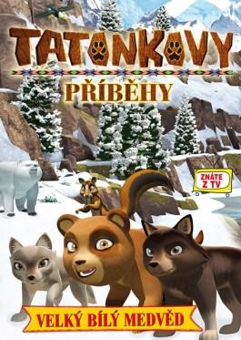 DVD Tatonkovy příběhy - Velký bílý medvěd - neuveden - 13x19