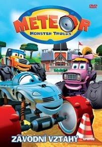 DVD Meteor Monster Trucks 1 - Závodní vztahy