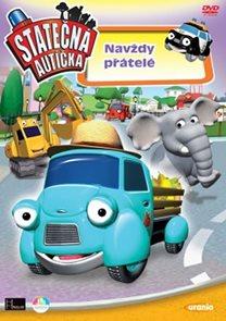 DVD Statečná autíčka - Navždy přátelé
