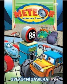 DVD Meteor Monster Trucks 5 - Zvláštní zásilka