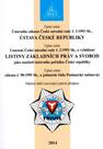 Ústava České republiky, 10. vydání k 1.7.2014