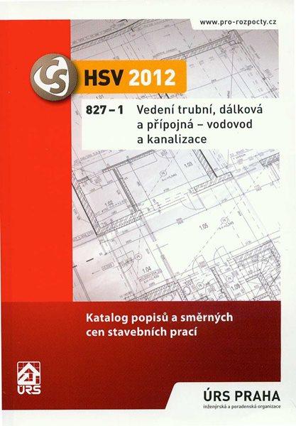 827-1 Vedení trubní, dálková a přípojná - vodovod a kanalizace - 14x21