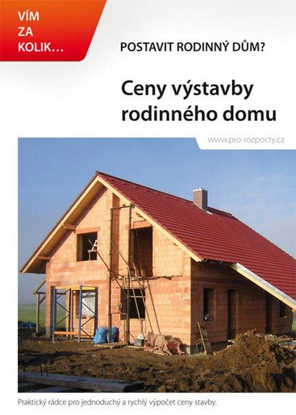 Ceny výstavby rodinného domu - 14x21