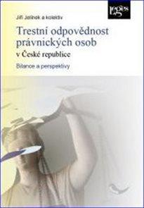 Trestní odpovědnost právnických osob v České republice