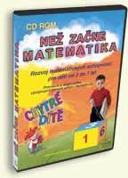 Chytré dítě - Než začne matematika CD ROM (3-7 let)
