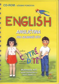 Chytré dítě - English - Angličtina pro nejmenší děti - CD ROM